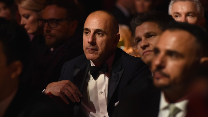 Matt Lauer Reveals in His Letter He's Actually Been Anything but 'Silent'