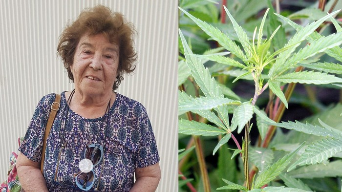 Spain's Legendary 'Weed Granny' Is Facing Jail Time