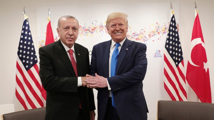 Trump's Betrayal of the Kurds Is as Incoherent as It Is Dangerous