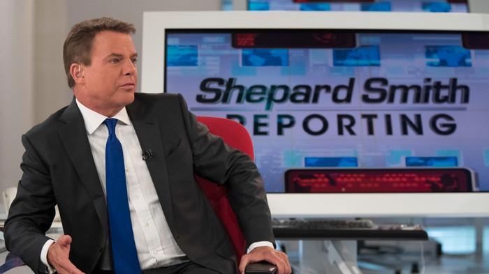 Shep Smith Is Leaving Fox News