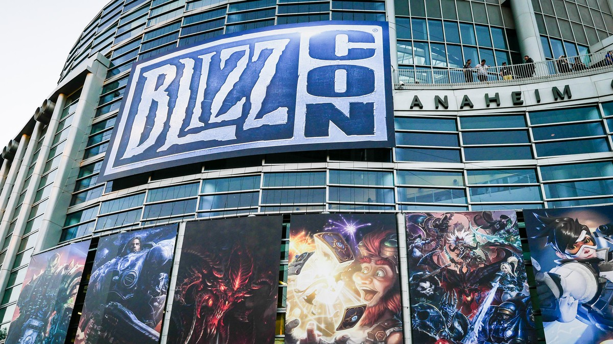 Blizzard Doesn't Respect the Human Rights of Its Customers, Major Rights Organization Says