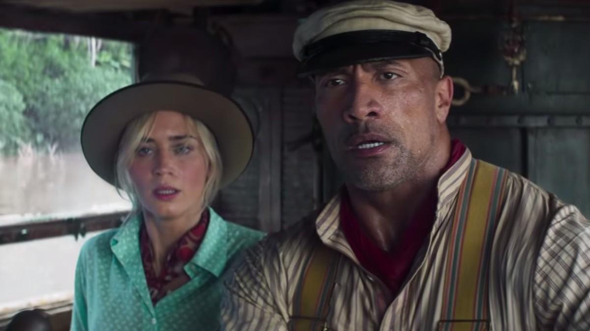 Disney's 'Jungle Cruise' Movie Looks Fully Unhinged