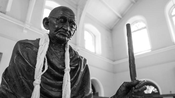 A Gujarat School Exam Asked Students How Mahatma Gandhi Died by Suicide