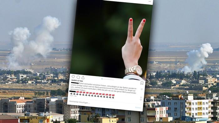 So werde ich attackiert, wenn ich als Kurdin in Deutschland den türkischen Krieg kritisiere