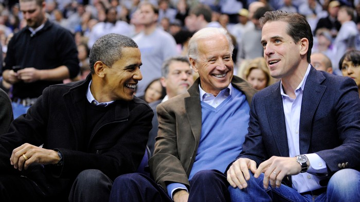 Hunter Biden Admits His Last Name Has Opened Basically Every Door for Him