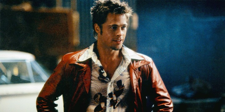 how the flamboyant fashion in 'fight club' defied the status quo