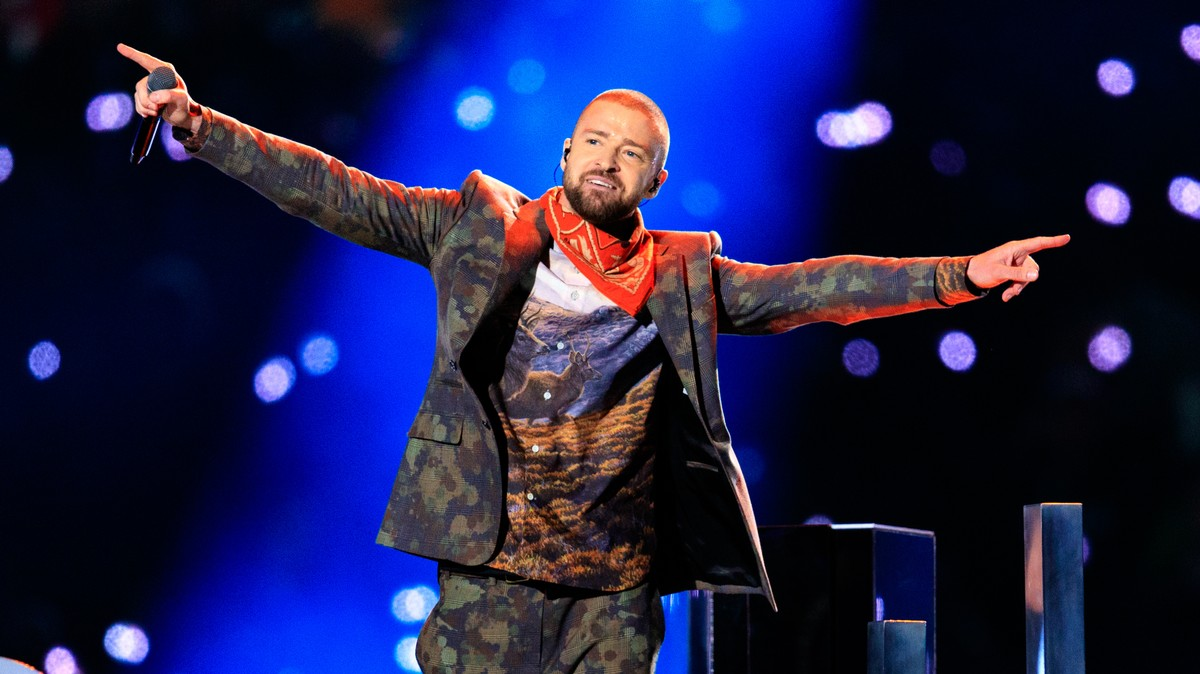 Justin Timberlake's New Music Will Lean Heavily on Black Artists, Again