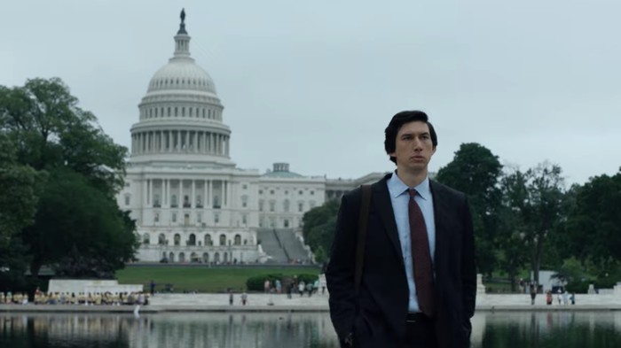 Adam Driver Chases CIA Secrets in a New Trailer for 'The Report'