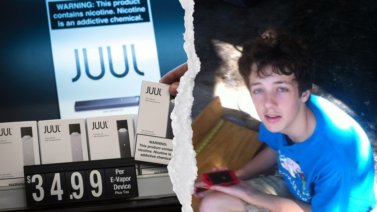 JUUL Is Facing a New Lawsuit from a Dead Teen's Mother
