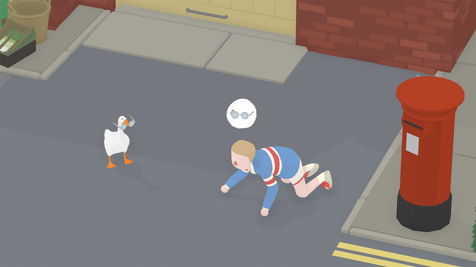 Honks vs. Quacks: A Long Chat With the Developers of 'Untitled Goose Game'