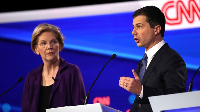 No More Nice Mayor Pete: Buttigieg Lands Some Punches