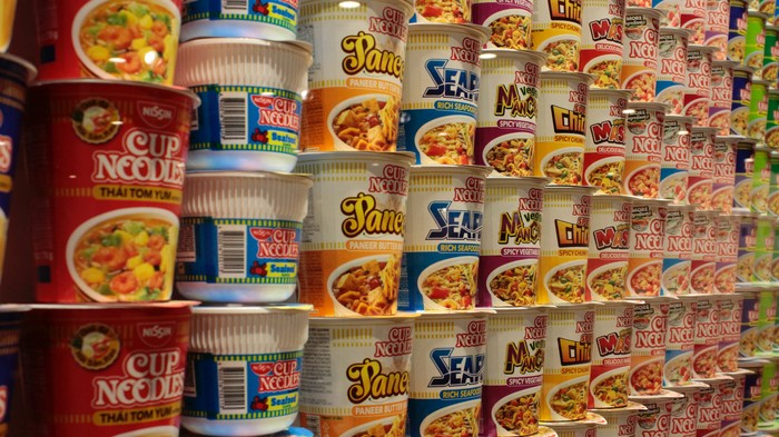 Instant Noodles Are Partly to Blame for Millions of Unhealthy Asian Kids