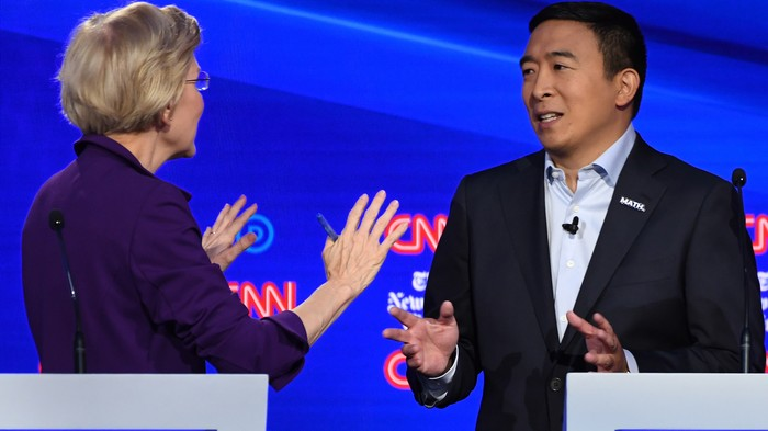 The Democrats Unfriended and Blocked Silicon Valley Last Night