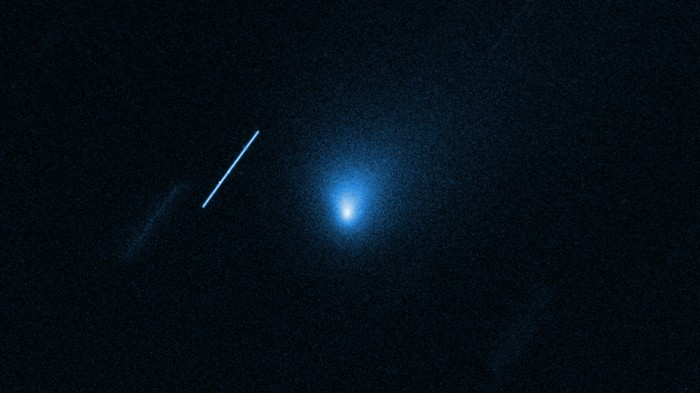 NASA Captured Stunning New Images of the Interstellar Comet in Our Solar System