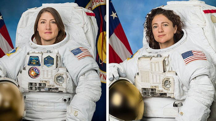 How to Watch the First All-Female Spacewalk on Friday