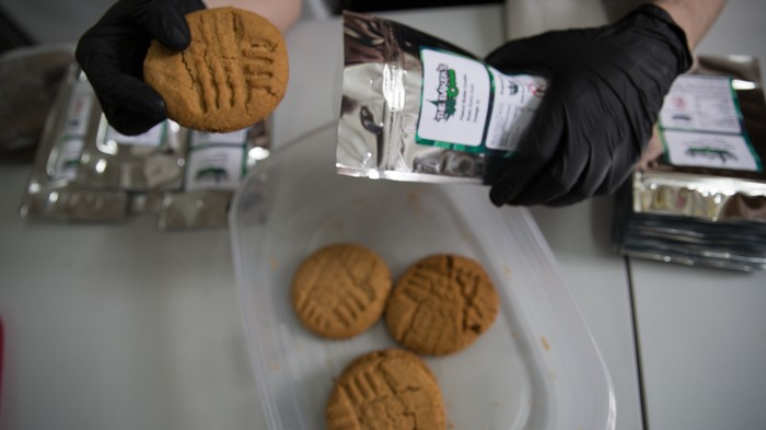 Weed Edibles Are Legal in Canada Today, Baby!