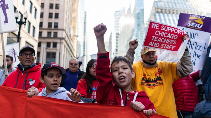 The Chicago Teachers Strike Could Revolutionize the Way Unions Fight for the Working Class