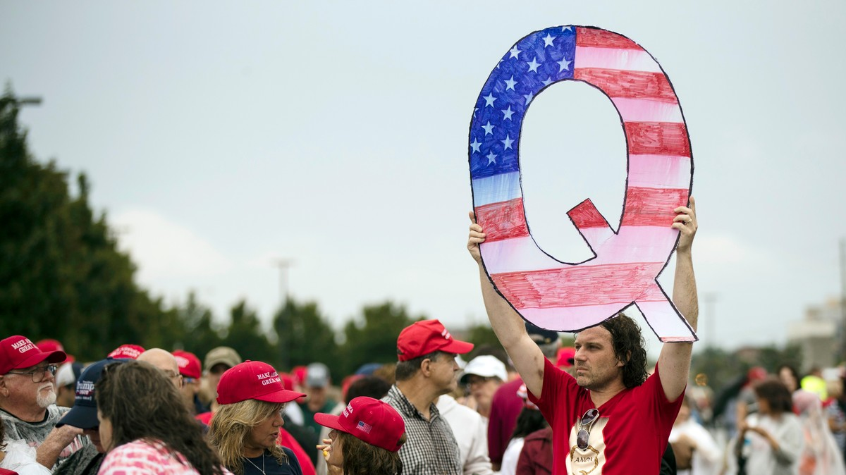 Inside the War to Kill Off 8chan — and Crush QAnon