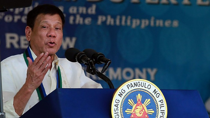 Critics Slam Duterte After He Calls Coal 'Clean' Energy