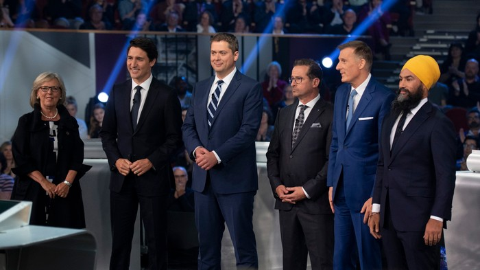 Nearly Everything About Canada's Federal Election Sucked
