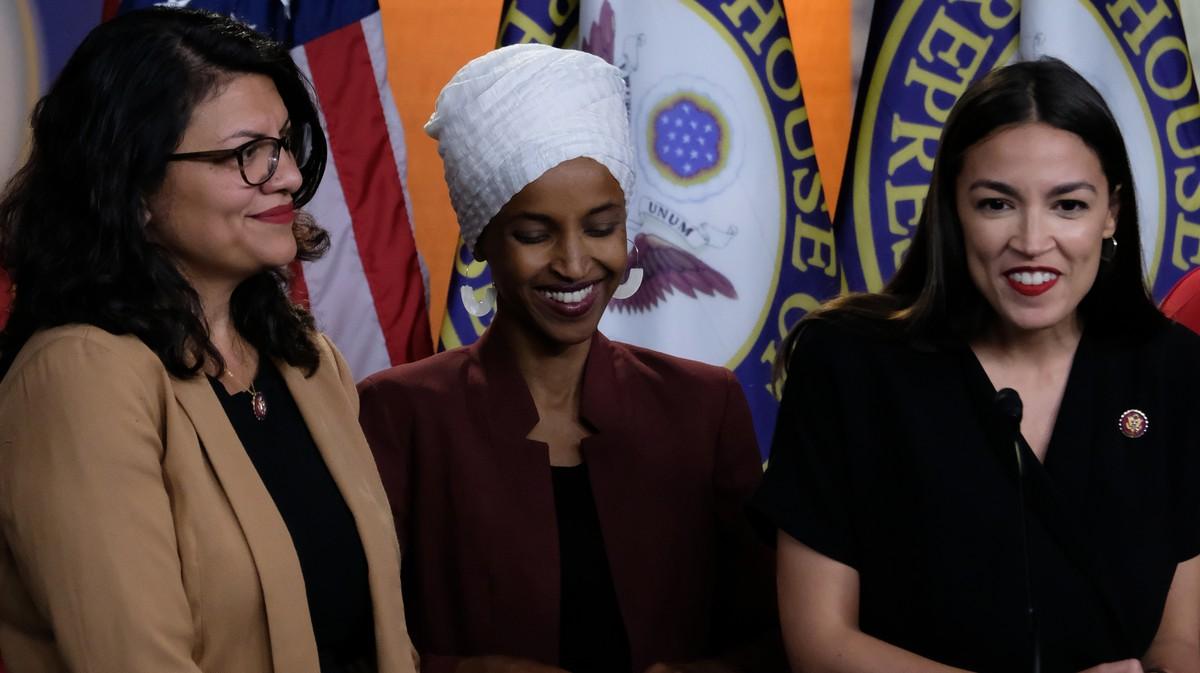 Don't Tell AOC, Omar, and Tlaib Their Bernie Endorsement Isn't Feminist