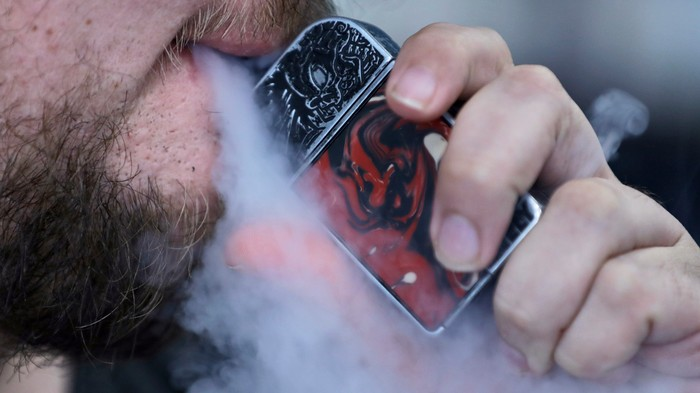 Every Single State Except for Alaska Has Now Reported Vaping Illnesses