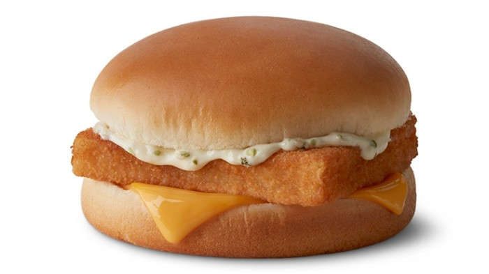 McDonald's Is Pissed About a Fucking Filet O' Fish