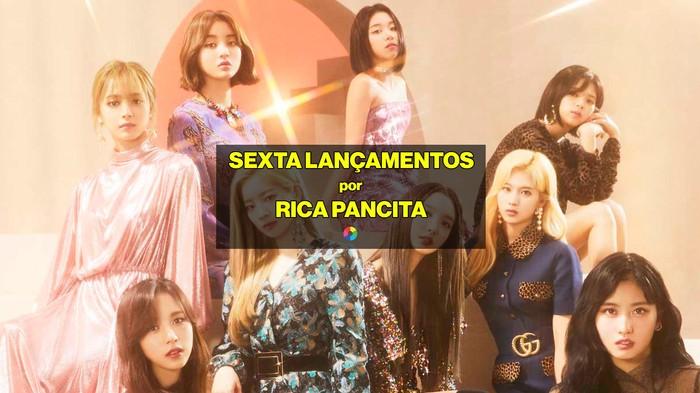 Rica Pancita analisa os lançamentos da sexta #138