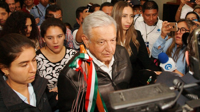 The Shoot-Out Over Chapo's Son Is a Major a 'Clusterfuck' for AMLO