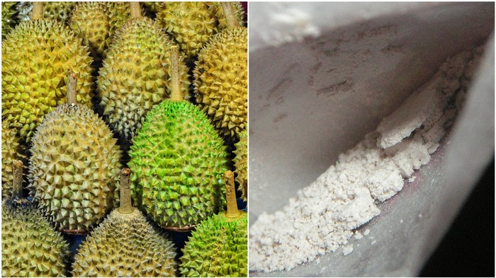 Malaysian Woman Tries Smuggling Heroin Inside Durians