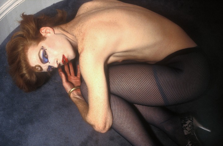 see 40 years of photographs documenting the beauty of gender expression