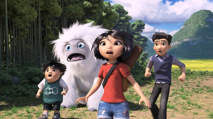 That Animated Yeti Movie 'Abominable' Violated a Ruling by The Hague, Somehow