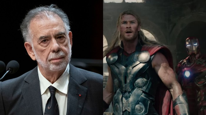 Old Dudes in Hollywood Really Hate the Marvel Universe