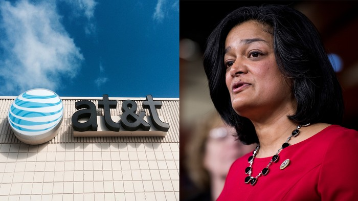 Exclusive: AT&T Pulls 'Stand For Equality' Video Featuring Anti-ICE Congresswoman