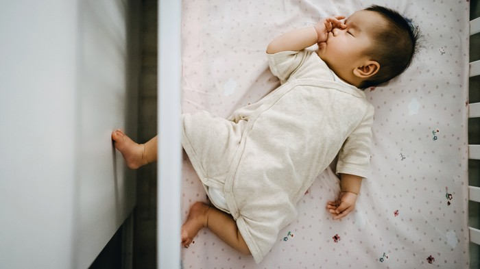 A Safe Night of Sleep for Babies Comes at a Cost to Parents