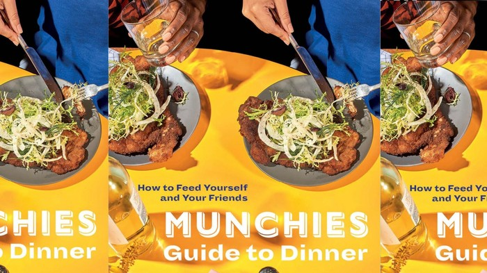 The 'MUNCHIES Guide to Dinner' Is Here to Help You Feed Your Friends