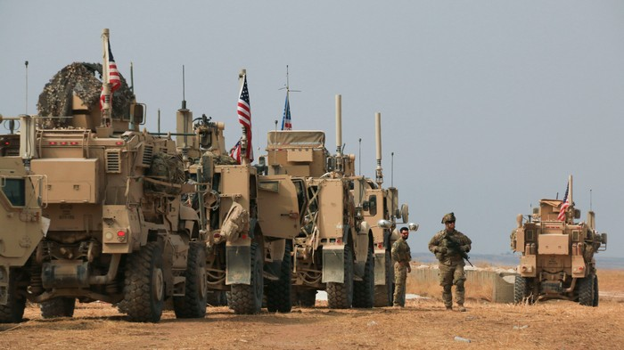 Trump Is Actually Keeping Troops in Syria After All — but Not to Protect the Kurds