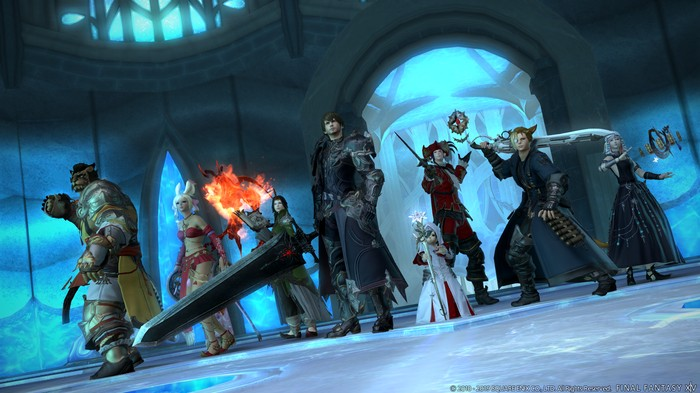 Compared to Destiny, It's Weirdly Easy to Start Playing 'Final Fantasy XIV'