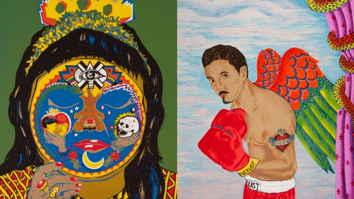 these latinx artists used protest posters as a vibrant form of resistance