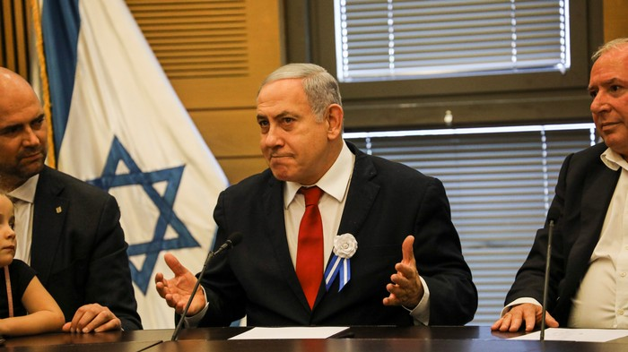 Even in Defeat, No One Seems To Be Able To Replace Netanyahu