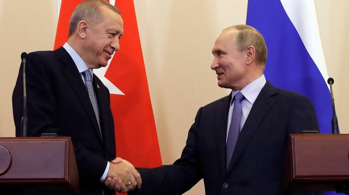 Turkey and Russia Are Teaming Up to Screw Over the Kurds