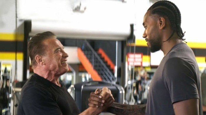 This 'Terminator' Ad With Kawhi Leonard Is the Darkest Timeline