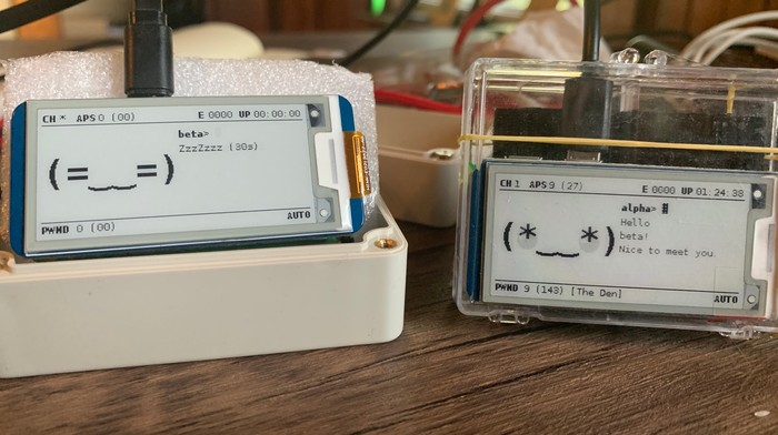 'Pwnagotchi' Is the Open Source Handheld That Eats Wi-Fi Handshakes