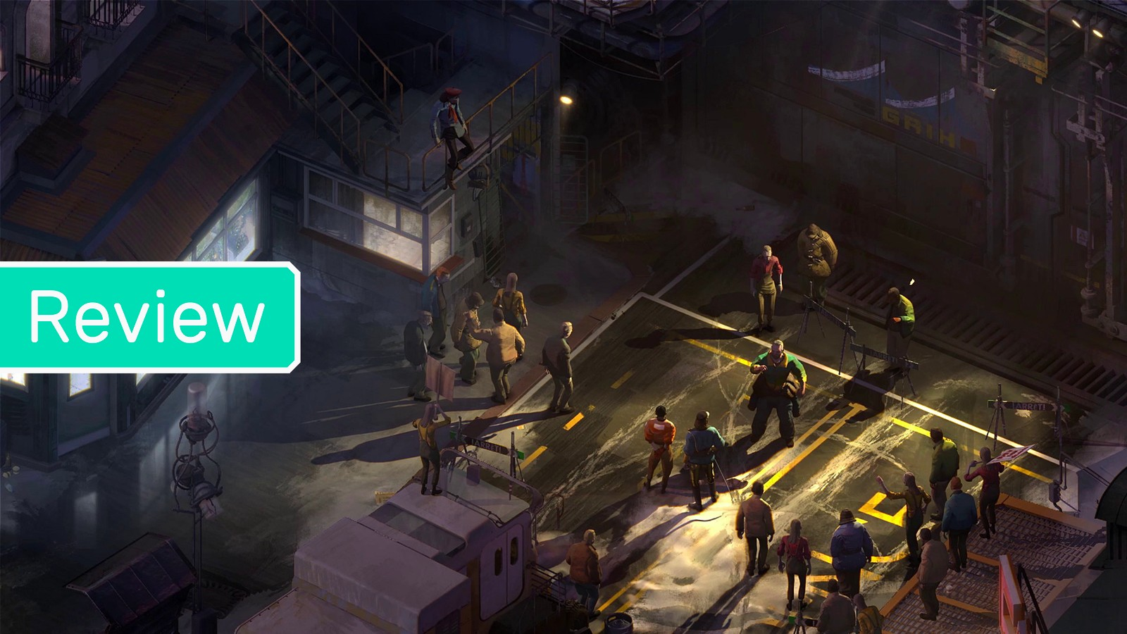 'Disco Elysium' Is a Landmark RPG About the Politics of Our Broken World