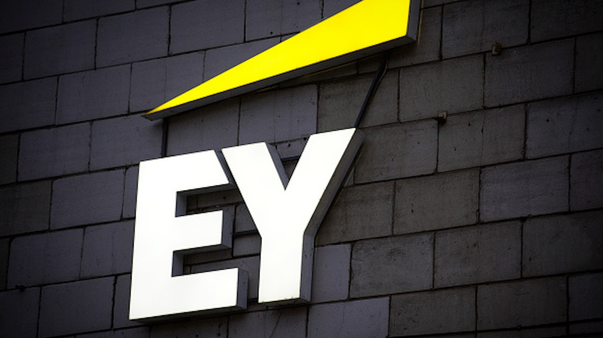 Ernst & Young Creates 'Positive Change' by Making Millions Off of ICE