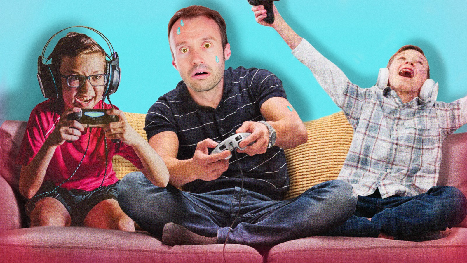 Can You Get Too Old to Be Good at Video Games?