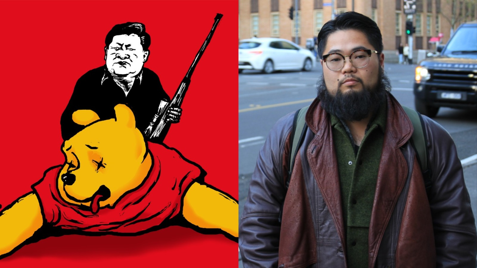 China's Most Controversial Cartoonist Fears He Could Disappear at Any Moment