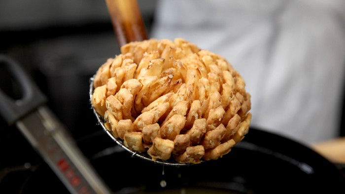 Homemade Bloomin' Onion Recipe