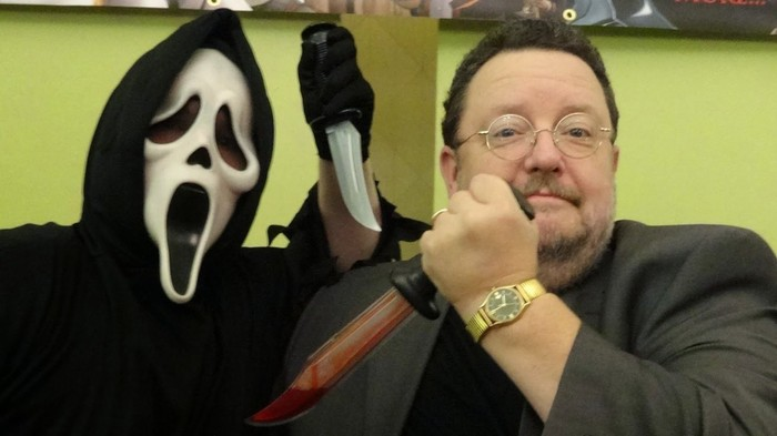 'I Knew It Had to Be Sexy' – The Voice of Scream's Ghostface Speaks