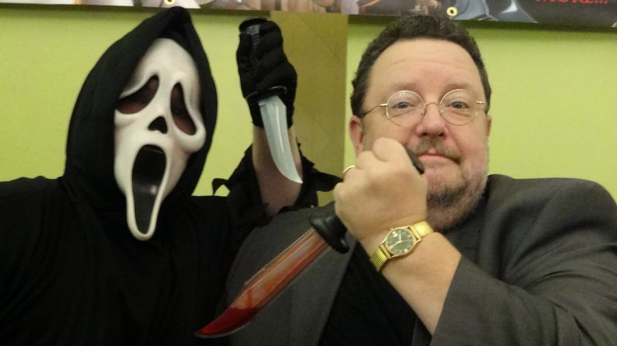 Who Voiced Ghostface in Scream?